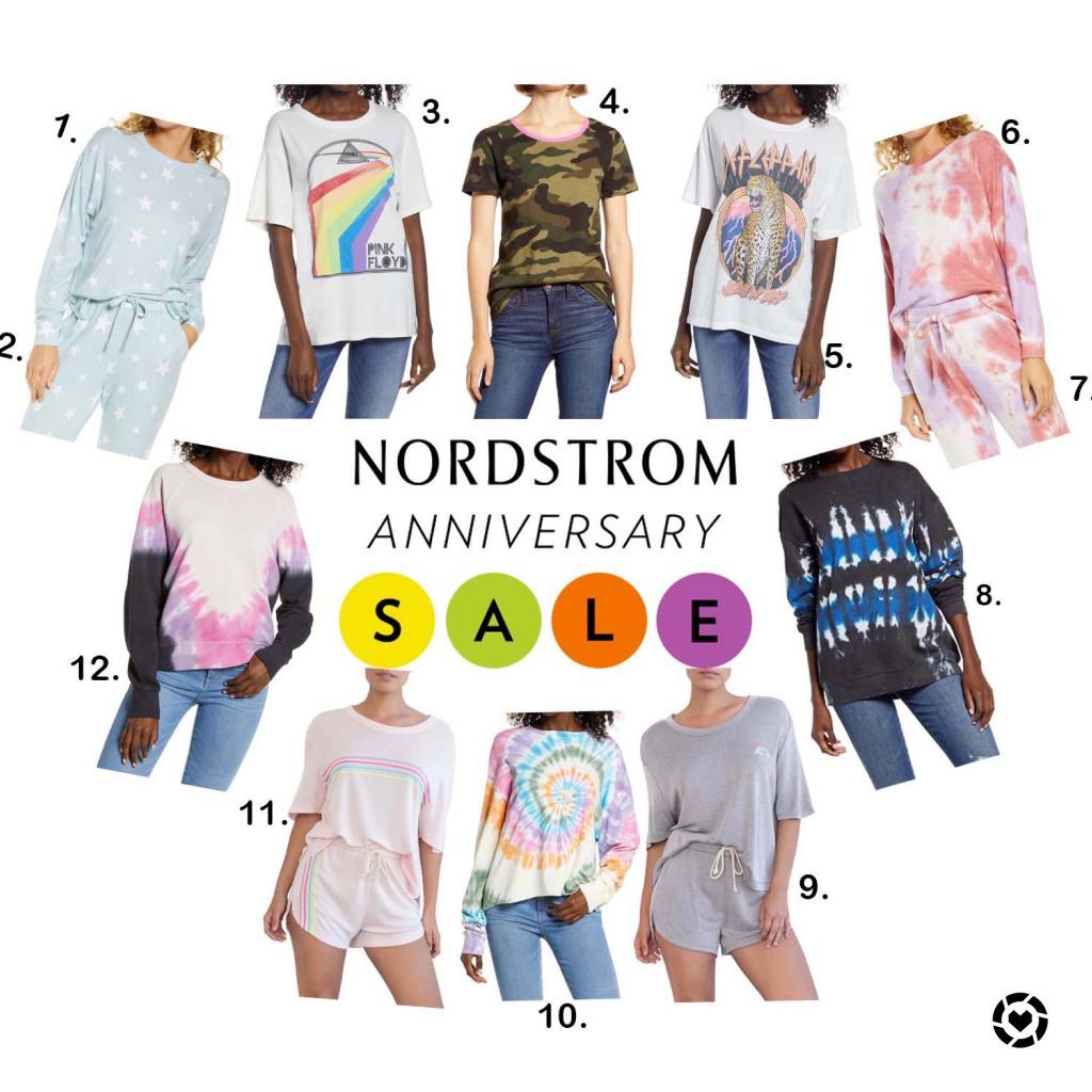Nordstrom anniversary sale loungewear